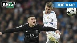 PSG - Real Madrid (H2) Champions League 2019/20: Vòng Bảng