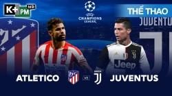 Atl Madrid – Juventus (H1) Champions League 2019/20: Vòng Bảng
