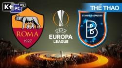 Vòng Bảng Europa League 2019/20: As Roma - Istanbul Basaksehir (Hiệp 1)