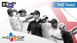 Golf PGA Tour The CJ Cup @ Nine Bridges 2019