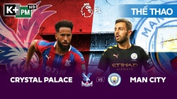 Crystal Palace - Man City  (H1) Premier League 2019/20: Vòng 9