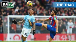 Crystal Palace - Man City  (H2) Premier League 2019/20: Vòng 9