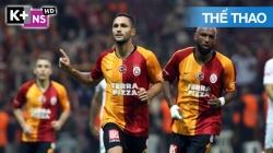 Galatasaray - Real Madrid (H1) UCL 2019/20 Vòng Bảng