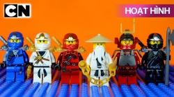 Ninjago – Các Cao Thủ Phái Spinjitzu