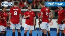 Men's Fih Olympic Qualifiers 2019: Great Britain V Malaysia