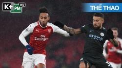 Arsenal - Man City (H2) Premier League 2019/20: Vòng 17