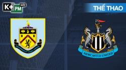 Burnley – Newcastle (H1) Premier League 2019/20: Vòng 17