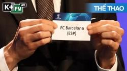 Bốc Thăm Vòng 1/16 UEFA Champions League