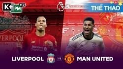 Liverpool - Man Utd (H1) Premier League 2019/20: Vòng 23