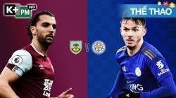 Burnley – Leicester (H1) Premier League 2019/20: Vòng 23