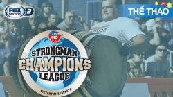 Strongman Champions League 2018: Holland