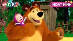 Cô Bé Masha Và Chú Gấu Xiếc