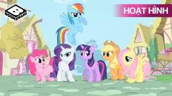 Chú Ngựa Nhỏ Của Tôi: Tình Bạn Nhiệm Màu