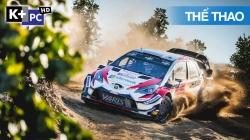 WRC Rally Thụy Điển 2020