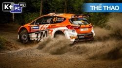 Tổng Hợp WRC Rally Thụy Điển 2020