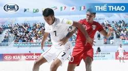 Intercontinental Beach Soccer Cup Dubai 2019