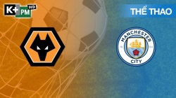 Wolves - Man City (H1) Premier League 2019/20: Vòng 19