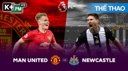 Man Utd – Newcastle (H1) Premier League 2019/20: Vòng 19