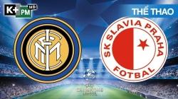 Inter Milan - Slavia Praha (H1) Champions League 2019/20: Vòng Bảng