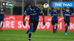 Inter Milan - Slavia Praha (H2) Champions League 2019/20: Vòng Bảng