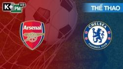 Arsenal – Chelsea (H1) Premier League 2019/20: Vòng 20