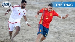 Intercontinental Beach Soccer Cup Dubai 2019