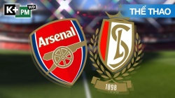 Arsenal - Standard Liege (H1) Europa League 2019/20: Vòng Bảng
