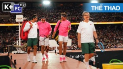 Match In Africa 6 – Federer VS Nadal (Phần 2)