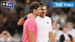 Match In Africa 6 – Federer VS Nadal (Phần 1)