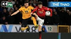 Wolves - Man Utd (H2) Premier League 2019/20: Vòng 2