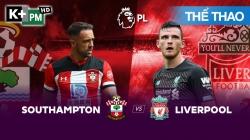 Southampton – Liverpool (H1) Premier League 2019/20: Vòng 2
