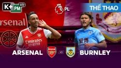 Arsenal – Burnley (H1) Premier League 2019/20: Vòng 2