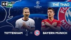 Tottenham - Bayern Munich (H1) Champions League 2019/20: Vòng Bảng