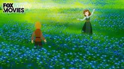 Rồng Băng: Truyền Thuyết Về Hoa Cúc Xanh