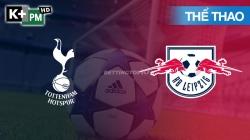 Tottenham - RB Leipzig (H1) Champions League 2019/20: Vòng 1/8 Lượt Đi