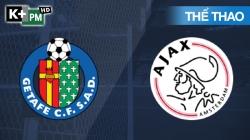 Getafe - Ajax (H1) Europa League 2019/20: Vòng 1/16 Lượt Đi