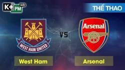 West Ham – Arsenal (H1) Premier League 2019/20: Vòng 16