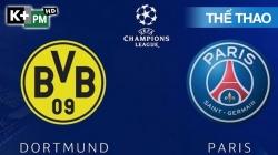 Dortmund – PSG (H1) Champions League 2019/20: Vòng 1/8 Lượt Đi