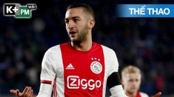 Getafe - Ajax (H2) Europa League 2019/20: Vòng 1/16 Lượt Đi