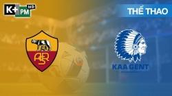 AS Roma - Gent (H1) Europa League 2019/20: Vòng 1/16 Lượt Đi