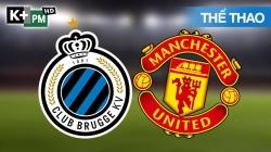 Club Brugge - Man Utd (H1) Europa League 2019/20: Vòng 1/16 Lượt Đi