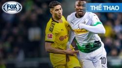Bundesliga 2019/20: M'gladbach vs Union Berlin
