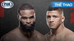UFC Fight Night: Woodley Vs Burns