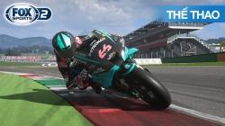 Moto GP Virtual Race: Michelin Virtual British Grand Prix