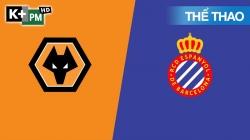 Wolves - Espanyol (H1) Europa League 2019/20: Vòng 1/16 Lượt Đi