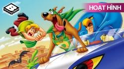 Scooby-Doo! Mặt Nạ Chim Ưng Xanh