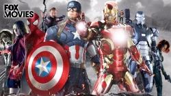 Đội Trưởng Mỹ: Nội Chiến Siêu Anh Hùng