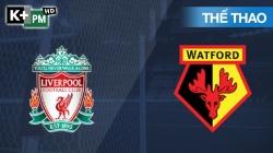 Liverpool – Watford (H1) Premier League 2019/20: Vòng 17