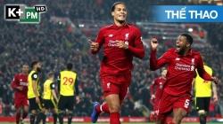 Liverpool – Watford (H2) Premier League 2019/20: Vòng 17