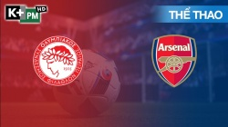 Olympiakos - Arsenal (H1) Europa League 2019/20: Vòng 1/16 Lượt Đi